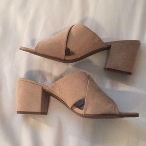 Kenneth Cole Reaction block heels
